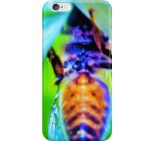 Bee-lated birthday greeting iPhone Case/Skin