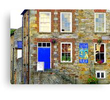 An Irish Hostelry Canvas Print