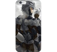MGR Raiden iPhone Case/Skin