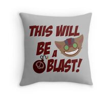 League of legends Ziggs pillow! #2 Throw Pillow