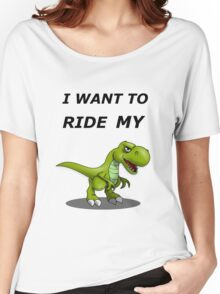 i want to ride my bicycle / bike Women's Relaxed Fit T-Shirt