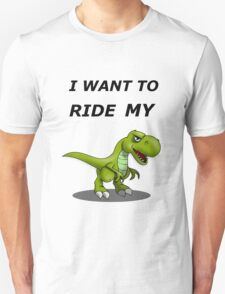 i want to ride my bicycle / bike Unisex T-Shirt