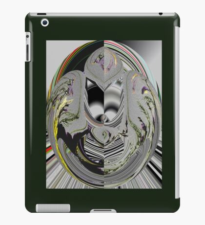 Contemplation - COAT OF ARMS iPad Case/Skin