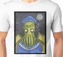 Sailor Cthulhu Unisex T-Shirt