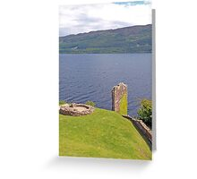 Urquhart Castle (1) Greeting Card