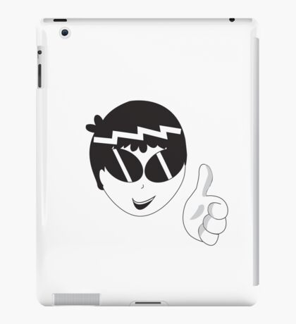 Pleased Ness iPad Case/Skin