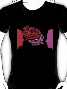 man & woman T-Shirt