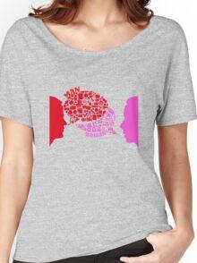 man & woman Women's Relaxed Fit T-Shirt