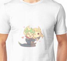 Mizakai 2/3 Unisex T-Shirt
