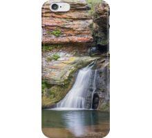 Hocking River Falls iPhone Case/Skin