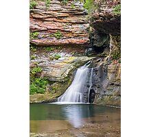 Hocking River Falls Photographic Print