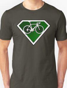 Super Green Cyclists Logo T-Shirt