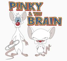Pinky and the Brain One Piece - Long Sleeve