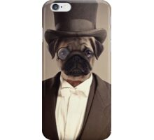 (Very) Distinguished Dog iPhone Case/Skin