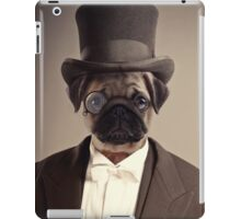 (Very) Distinguished Dog iPad Case/Skin