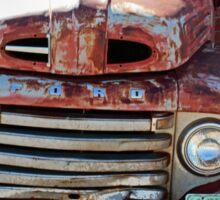 Goodland Truck Sticker