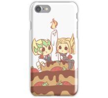 Mizakai 3/3 iPhone Case/Skin
