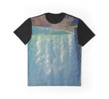 Horseshoe Falls Detail | Niagara Falls, New York  Graphic T-Shirt