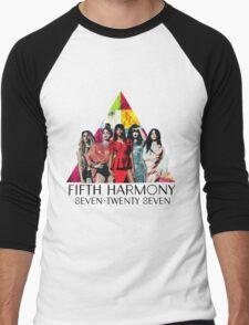 FIFTH HARMONY 7/27 T-C Men's Baseball ¾ T-Shirt