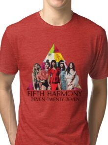 FIFTH HARMONY 7/27 T-C Tri-blend T-Shirt