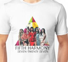 FIFTH HARMONY 7/27 T-C Unisex T-Shirt