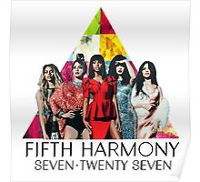 FIFTH HARMONY 7/27 T-C Poster