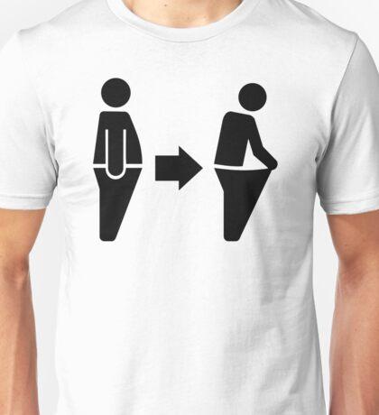 Diet weight reduction Unisex T-Shirt