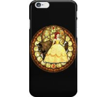 Belle Kingdom Hearts Beauty and the Beast iPhone Case/Skin