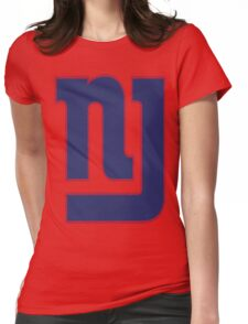 NJ GIANTS Womens Fitted T-Shirt