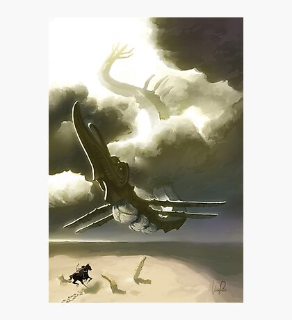 Lord of the Sky Photographic Print