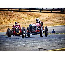 1916 Sturtivant-Auburn Racer Photographic Print