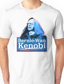 Bernie-Wan Kenobi Unisex T-Shirt