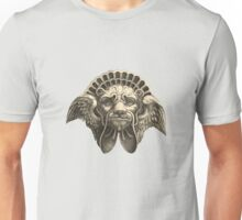 Grotesque Mask Unisex T-Shirt