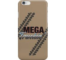 Mega Truckin' iPhone Case/Skin