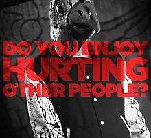 Hotline Miami: Do You Enjoy Hurting Other People? by Chad D'cruze