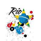 rio 2016 by redboy
