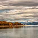 Serenity at Glenorchy, NZ by Chris Brunton