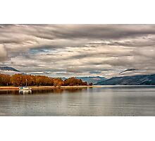 Serenity at Glenorchy, NZ Photographic Print