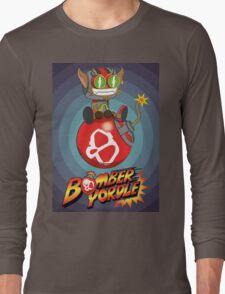 Bomber Yordle Long Sleeve T-Shirt