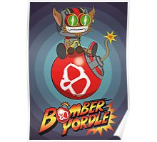 Bomber Yordle Poster