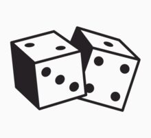 Casino Dice by artpolitic