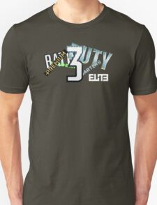Battle Duty 3 Modern Quarters Premium Elite T-Shirt