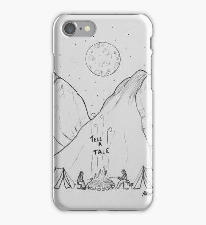 Tell a Tale iPhone Case/Skin