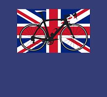 Bike Flag United Kingdom (Big - Highlight) T-Shirt