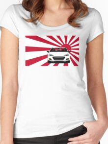 ZC6 Rising Sun Women's Fitted Scoop T-Shirt