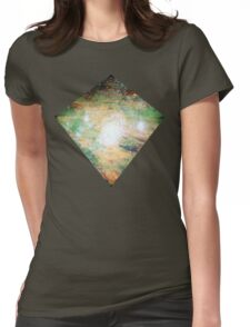 Diamond Stars Womens Fitted T-Shirt
