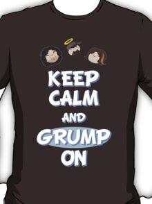 Game Grumps - Keep Calm And Grump On T-Shirt
