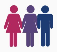 BISEXUAL GIRL by lgbtdesigns