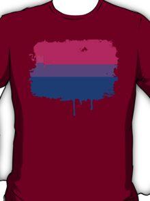BISEXUAL FLAG COLORS T-Shirt