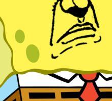 Frank Castle Spongebob Sticker